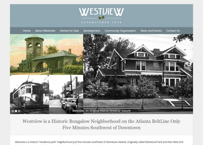 Westview Website