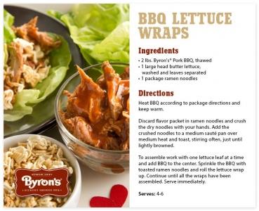 Byron's BBQ Social Media Graphic