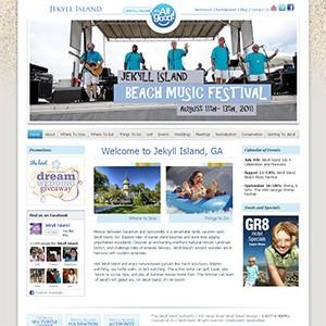 Jekyll Island Website